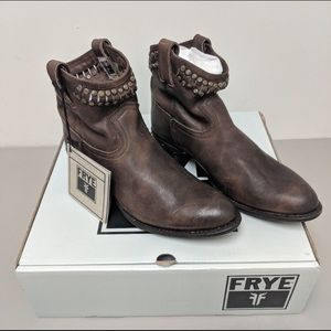 Frye Diana Stud Short Boots